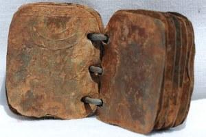 livros de chumbo dos primeiros cristãos